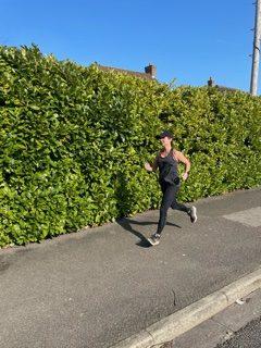 RunWell athlete Tammie